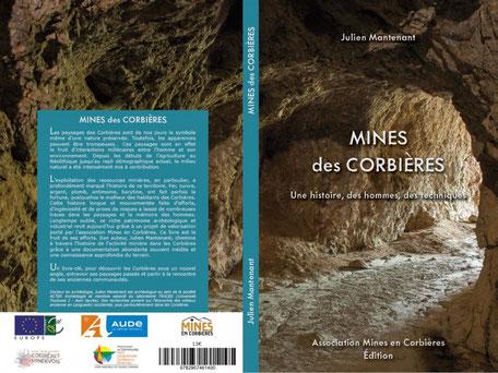 """Sortie du livre """"Mines des Corbières"""""""